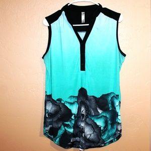 Beautiful turquoise Blouse